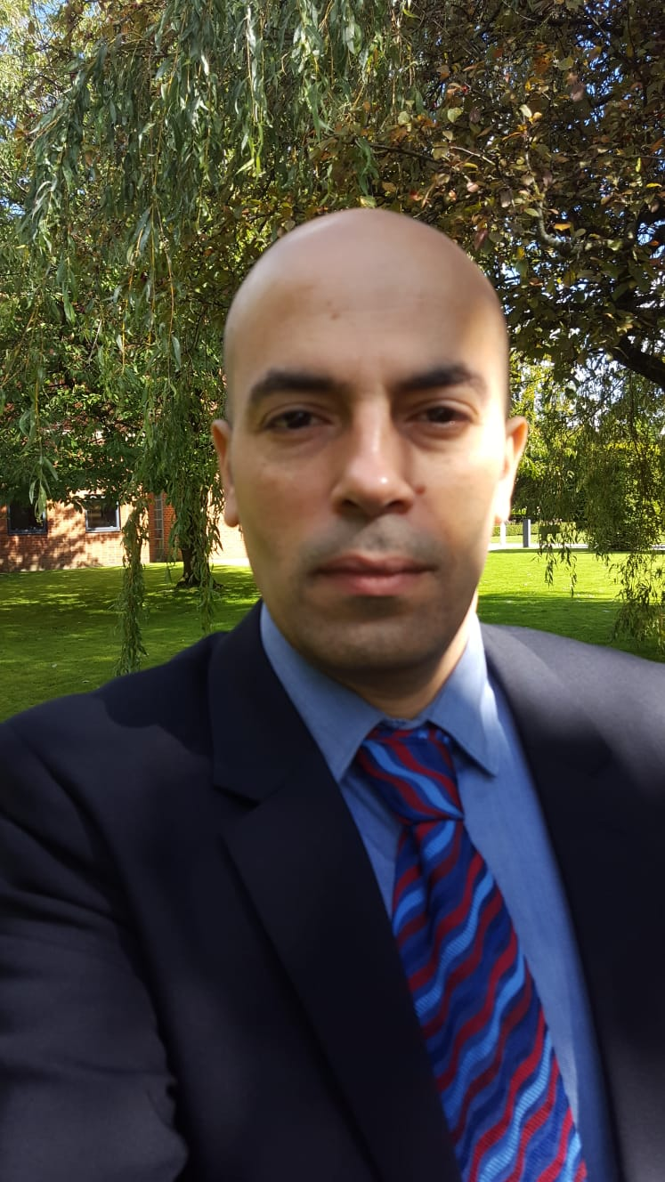 Photo of Hany Ahmed